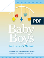 Baby Boys- An Owner's Manual
