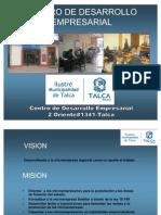 Centro de Desarrollo ppt
