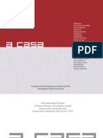 Catálogo A CASA_PPGCA_2011