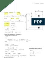 Mathcad - Beam Capacity with A prime s_Rev03
