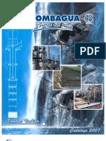Catálogo Multietapa Turbina BOMBAGUA