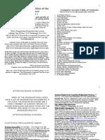 2009 PA Prison Directory Computer Version