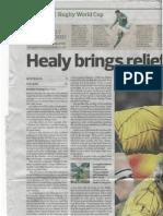 Newspaper Scan