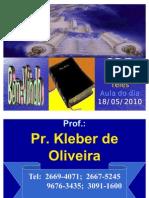 26 - ESCATOLOGIA BÍBLICA-VITE-08JUN2010