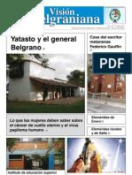 Vision Belgraniana - Boletín Mensual