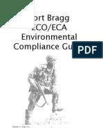 ECO ECA Guide Version 13 May 2011