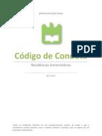 C5 - Proposta de Código de Conduta das Residências dos SAS da UA (03-11-2011)