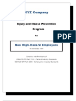IIP Program for Low-Hazard Industry Employers