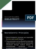 1. Bio Electricity