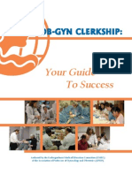 APGO OBGYN Clerkship - Your Guide to Success