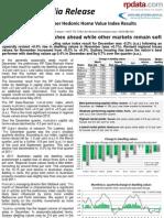RP Data Rismark Home Value Index Jan 31-2012