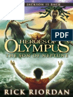 Pdf hero lost and percy the jackson