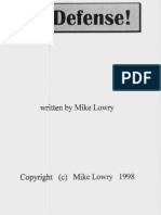 Mike Lowry 46 Defense