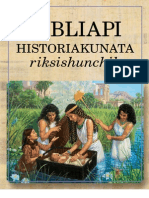 Mi Libro de Historias Biblicas Quechua