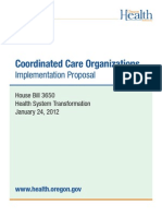 Coordinated Care Organization