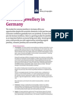 Costume Jewellery in Germany