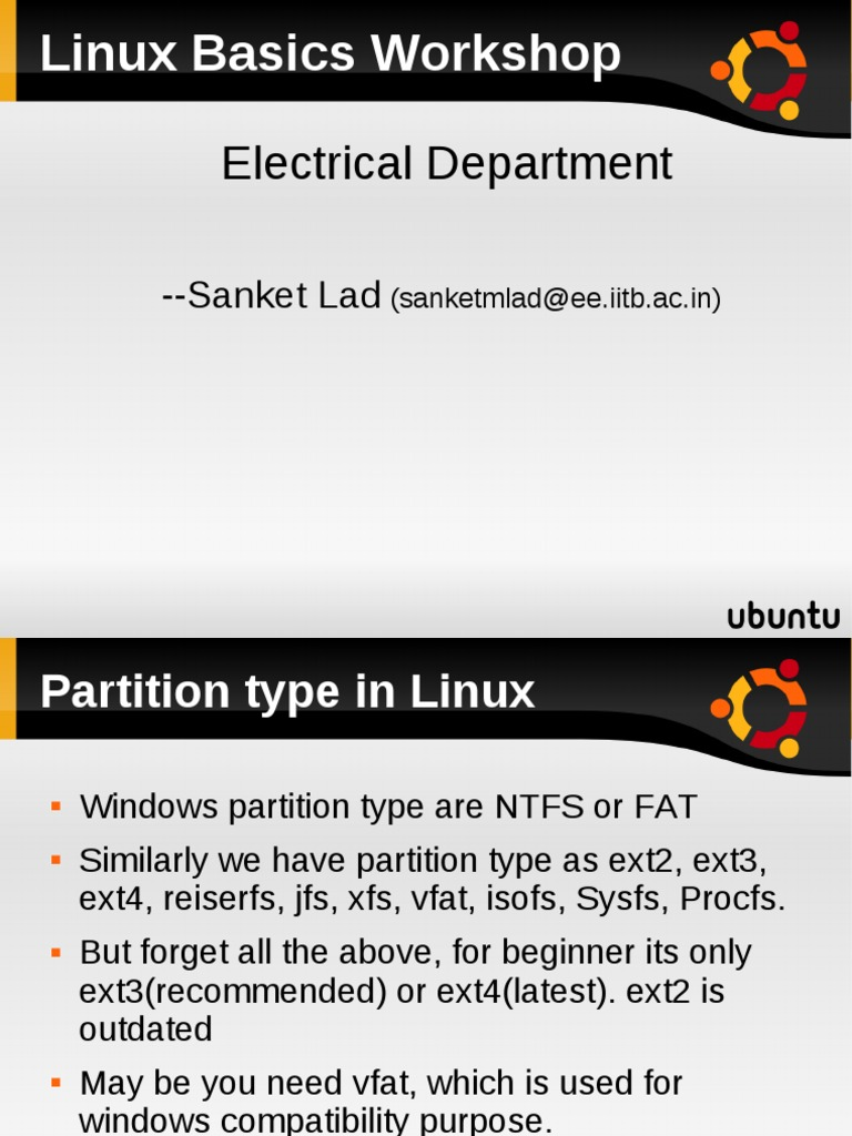 Ubuntu | Unix | Information Retrieval