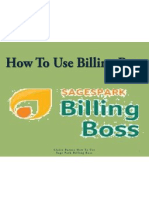 How to Use Billing Boss