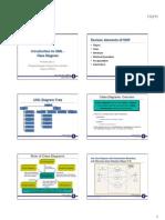 02. Introduction to UML (Class Diagram)