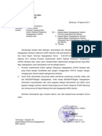 147_Surat Ke BKD Prosedur Implementasi SAPK