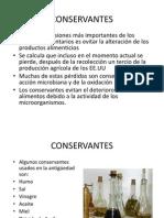 CONSERVANTES 1