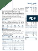 Market Outlook 31st January 2012