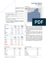 Derivatives Report 31st January 2012