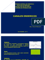 canales endemicos 2011