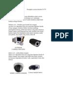 Perangkat System Instalasi CCTV