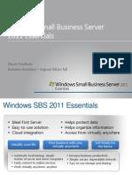 David Faulkner - Small Business Server 2011
