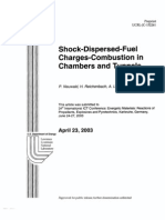 P. Neuwald, H. Reichenbach and A. L. Kuhl- Shock-Dispersed-Fuel Charges-Combustion in Chambers and Tunnels