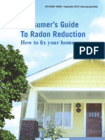 Consumer Guide to Radon