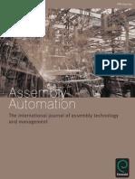 Assembly Automation Journal