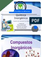 Compuesto Inorganicos