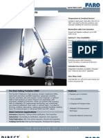 DDI FARO Platinum Arm