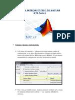 Matlab Tutorial (PVB)