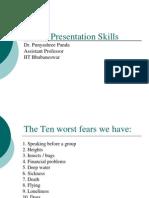EC Lecture (Presentation Skills)
