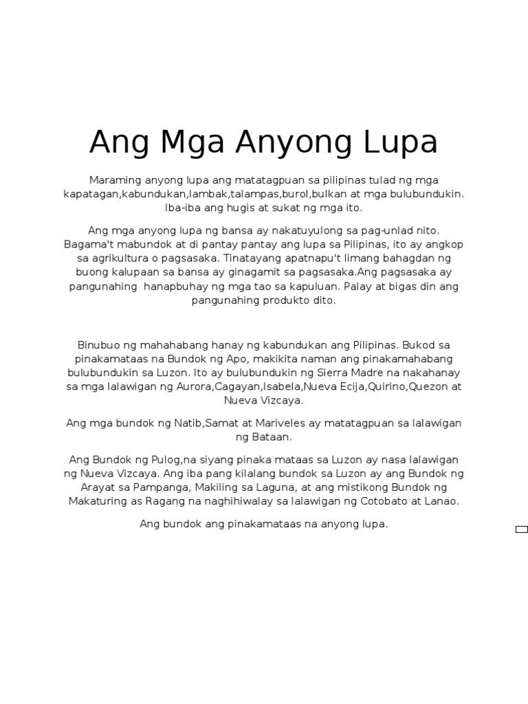 katuturan ng mga katawagang ginagamit Saklaw at delimitasyon ng pag-aaral v katuturan ng mga katawagang ginamit vi bukod sa mga libro na ginagamit ng mga estudyante.