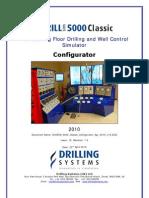 DrillSIM 5000 Classic Configurator Apr 2010 v10