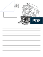 Train Note Booking Pages