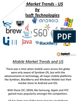 Mobile Market Trend - USA