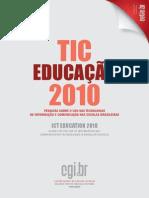 Indicadores Cgibr Tic Edu2010