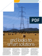 Grid Looks to Smart Solutions