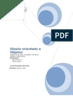 Diseño orientado a Objetos (1)