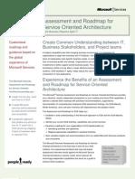 SOA Assessment-And-Roadmap Datasheet 2007