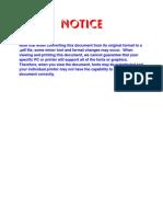 NEC SV8100 Installation Manual - Programming Manual