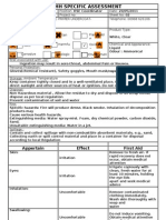 Coshh Specific Assessment Permoglaze