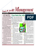 Tyme Management Newsletter- February 12. SMI