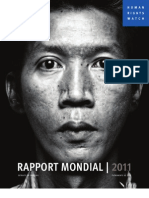 Human Rights Watch - Bilan 2011