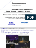 CORM 2011 a Practical Photometer for CIE Performance Based Mesopic Photo Me Try System